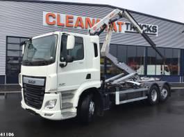 containersysteem vrachtwagen DAF CF 460 FAN Euro 6 2014