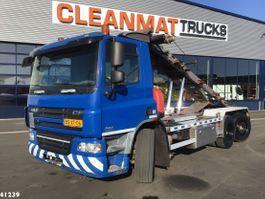 containersysteem vrachtwagen DAF CF 75 FAN 310 Manual 2007