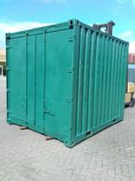 dry standaard zeecontainer 10ft container