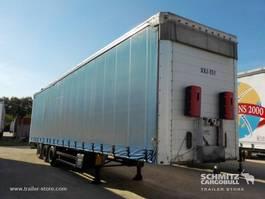mega-volume oplegger Schmitz Cargobull Semitrailer Curtainsider Mega 2004