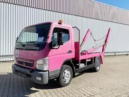 wissellaadbaksysteem vrachtwagen Mitsubishi Canter Fuso 7C15 4x2 Canter Fuso 7C15 4x2 Klima 2009