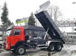 kipper vrachtwagen > 7.5 t Volvo FM 440 6x6 BORDMATIK EURO 4 KIPPER L 2009