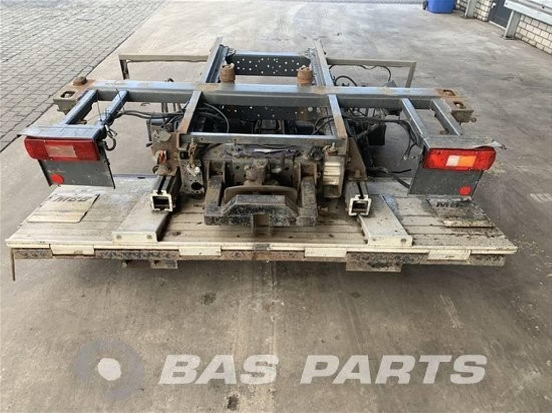 Opbouw vrachtwagen onderdeel Diversen Laadklep DHOLLANDIA MBB-Palfinger 2005