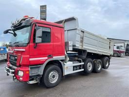 kipper vrachtwagen > 7.5 t Sisu Polar CM 16 M 8x4/4450 2013