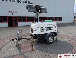 lichtmast Atlas Copco TOWERLIGHT VT1 MK2 ECO TOWER LIGHT 4X1000W GENSET 9KVA 2013