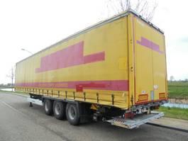 schuifzeil oplegger Krone 3-Axle Tautliner / BPW / Drumbrakes / 6x In Stock 2012