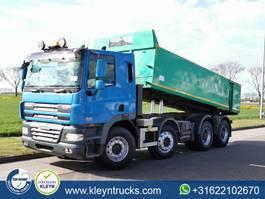 kipper vrachtwagen > 7.5 t DAF CF 85.460 8x4 fad manual steel 2008