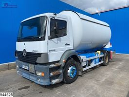 tankwagen vrachtwagen Mercedes-Benz Atego 1823 19914 Liter LPG Gas tank, Manual, Steel suspension 2004