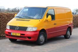 gesloten bestelwagen Mercedes-Benz Vito 108 CDI 2004