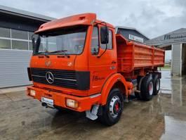 kipper vrachtwagen > 7.5 t Mercedes-Benz 2626 K 6x4 meiller tipper nr.4 1981