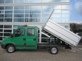 kipper bedrijfswagen Iveco Daily 2.3HPi 29L10D Euro 4 2010
