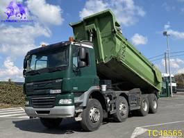 kipper vrachtwagen > 7.5 t DAF CF 85 Euro 5 2013