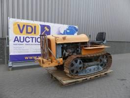 standaard tractor landbouw Fiat 332C Crawler