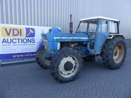 standaard tractor landbouw Ford 5095
