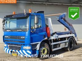 containersysteem vrachtwagen DAF CF 75 4X2 NL-Truck Steelsuspension Euro 5 2006