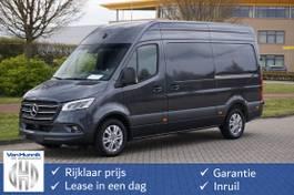 gesloten bestelwagen Mercedes-Benz Sprinter 319CDI AUT L2H2 Comand, 360Cam, LED, Distronic,  2x Schuifdeur!! NR. 561 2021