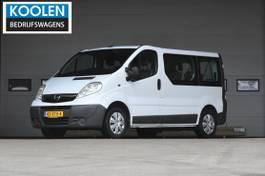 minivan - personenbus Opel Vivaro Combi 2.0 CDTI L1H1 personenbus 2012
