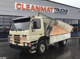 kipper vrachtwagen > 7.5 t Scania P112 4x4 3-sided tipper 1986