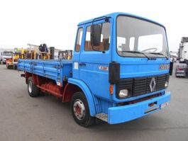 kipper vrachtwagen > 7.5 t Renault S130 1986