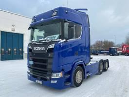 standaard trekker Scania S520 6x2 Retarder / Leasing 2017
