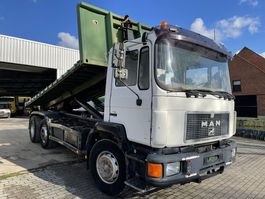 containersysteem vrachtwagen MAN 26.403 1994
