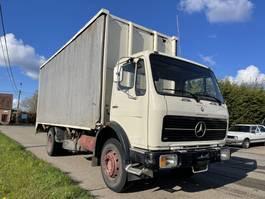 bakwagen vrachtwagen Mercedes-Benz 1977