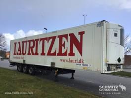 koel-vries oplegger Schmitz Cargobull Auflieger Tiefkühlkoffer Standard 2016