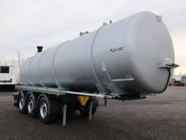 tankoplegger D-Tec SV-2006-22-R300 Gülle Vogelsang Pumpe 30m³ Lenkach 2021