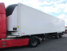 koel-vries oplegger Schmitz Cargobull SKO 20 Frische Koffer Vector HE19 Silent LBW neu 2021