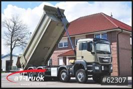 kipper vrachtwagen > 7.5 t MAN TGS 41.500 BB 8x8 Allrad Kipper Langendorf 2017