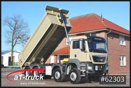 kipper vrachtwagen > 7.5 t MAN TGS 41.480 BB 8x8 Kipper Langendorf 2017
