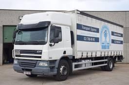 schuifzeil vrachtwagen DAF CF 65.250   4X2 2012