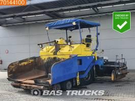 asfalteermachine wielen Vogele Super 1603 -1 / 07.83 PERKINS ENGINE - PNEUMATIC ASPHALT PAVER 2005