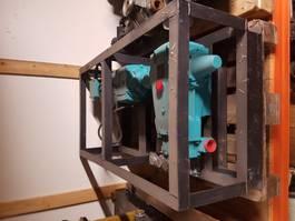hogedrukreiniger CATPUMP 3535 Hogedrukskid op frame