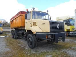 open laadbak vrachtwagen Renault CBH 1989