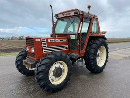 standaard tractor landbouw Fiat 80-90 DT 1989