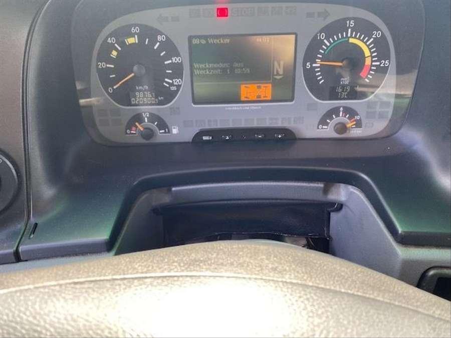 Mercedes-Benz - 6X2 Lenk+Liftachse/ADR/14000 Liter 22