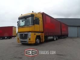 schuifzeil vrachtwagen Renault Magnum 480 2010