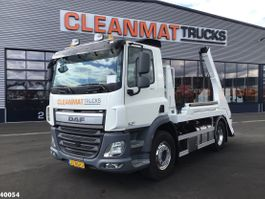containersysteem vrachtwagen DAF FA CF 400 Euro 6 2016