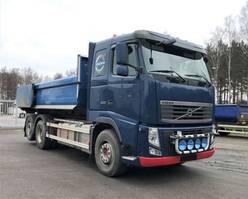 wissellaadbaksysteem vrachtwagen Volvo FH 500 6x2*4, 20t HIAB Multilift, *Coming soon* 2009