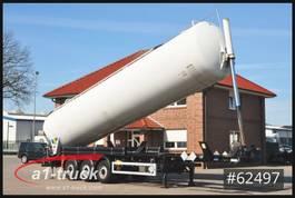 silo oplegger Feldbinder KIP 60.3, Kippsilo, 60m³ ADR GGVS 2008