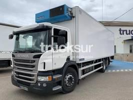 koelwagen vrachtwagen Scania P320 2015