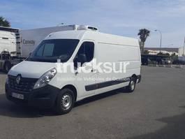 bakwagen vrachtwagen Renault MASTER 125.35 L3H2 2016