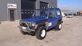 terreinwagen Daihatsu Rocky (BELGIAN CAR / MANUAL / 4X4 / LICHTE VRACHT) 1992