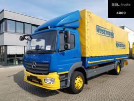 schuifzeil vrachtwagen Mercedes-Benz