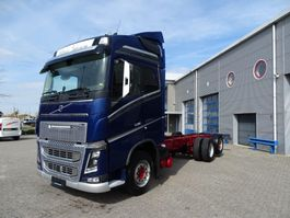 chassis cabine vrachtwagen Volvo FH16 / GLOBETROTTER / 6X2 / VEB+ ENGINE / 9-TONS FRONT AXLE / EURO-6 / 2016 2016