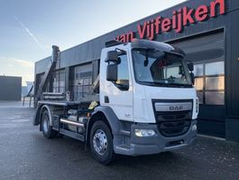 containersysteem vrachtwagen DAF LF 320 4X2 - PORTAL CONTAINERSYSTEM - 84.102 KM!! MANUAL EURO 6 2017
