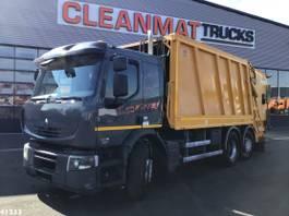 vuilniswagen vrachtwagen Renault Premium 320 Euro 5 2008