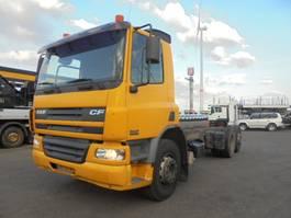 chassis cabine vrachtwagen DAF CF 250 750- 2004