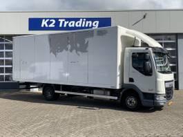 bakwagen vrachtwagen DAF LF 180 FA EURO-6 BLADVEERING MANUAL LF 180 FA EURO-6 BLADVEERING MANUAL 2014